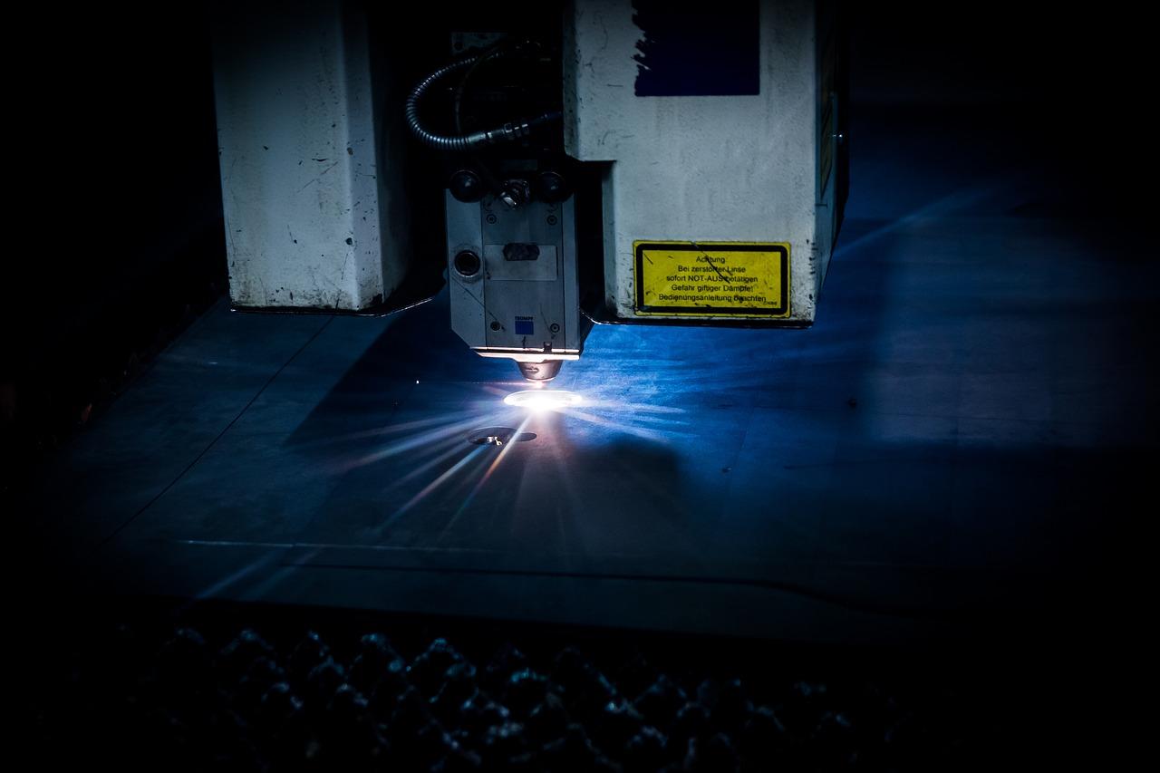 Cięcie stali – laser do stali