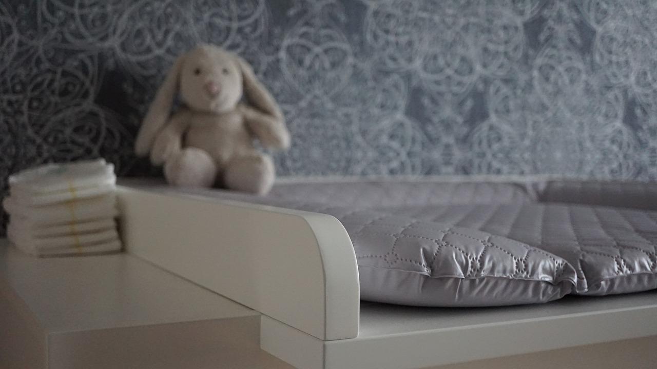 Nowoczesny pokój dla malucha